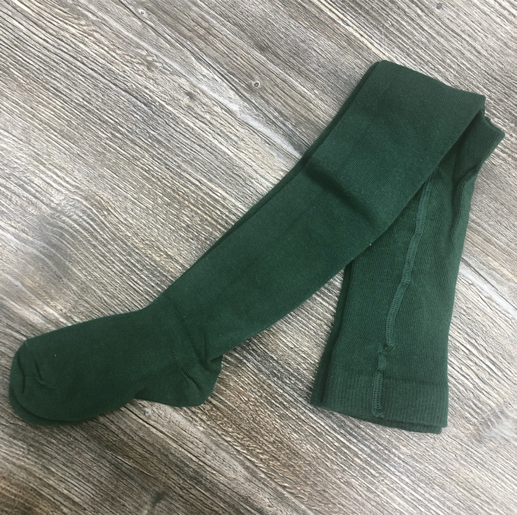 Bottle Green Tights