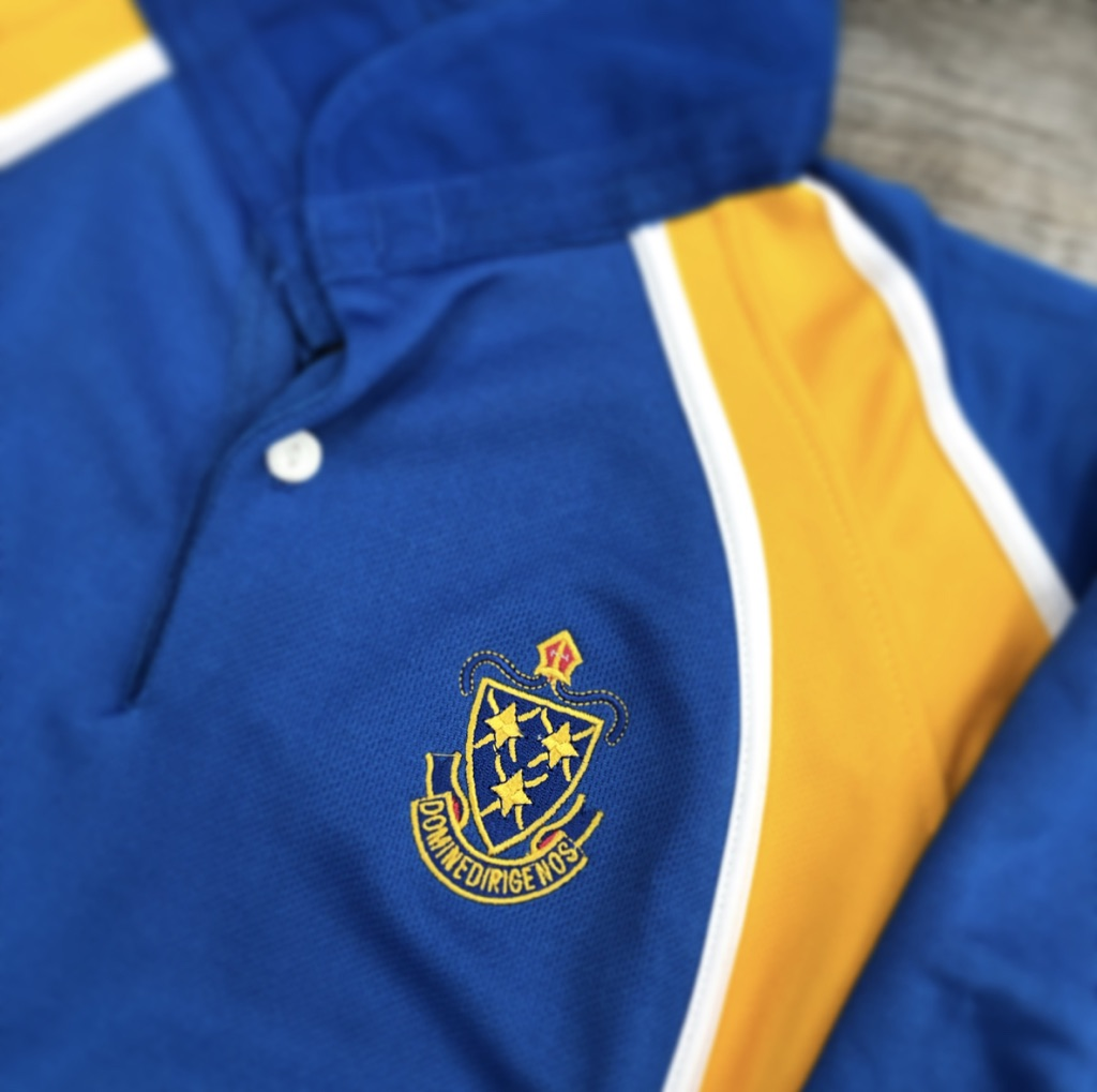 St Wilfrids Rugby Shirt