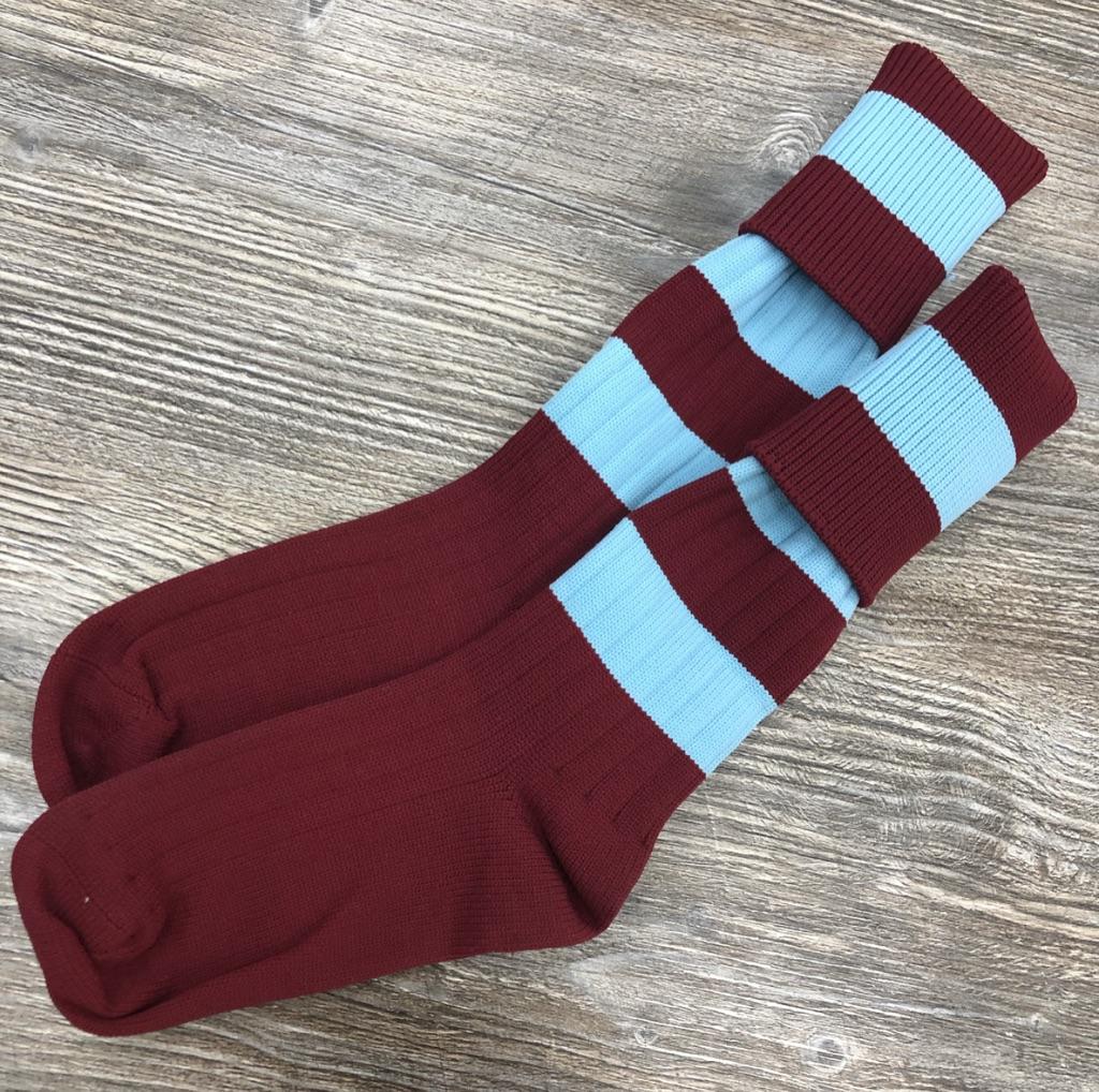 St Augustine's PE Socks