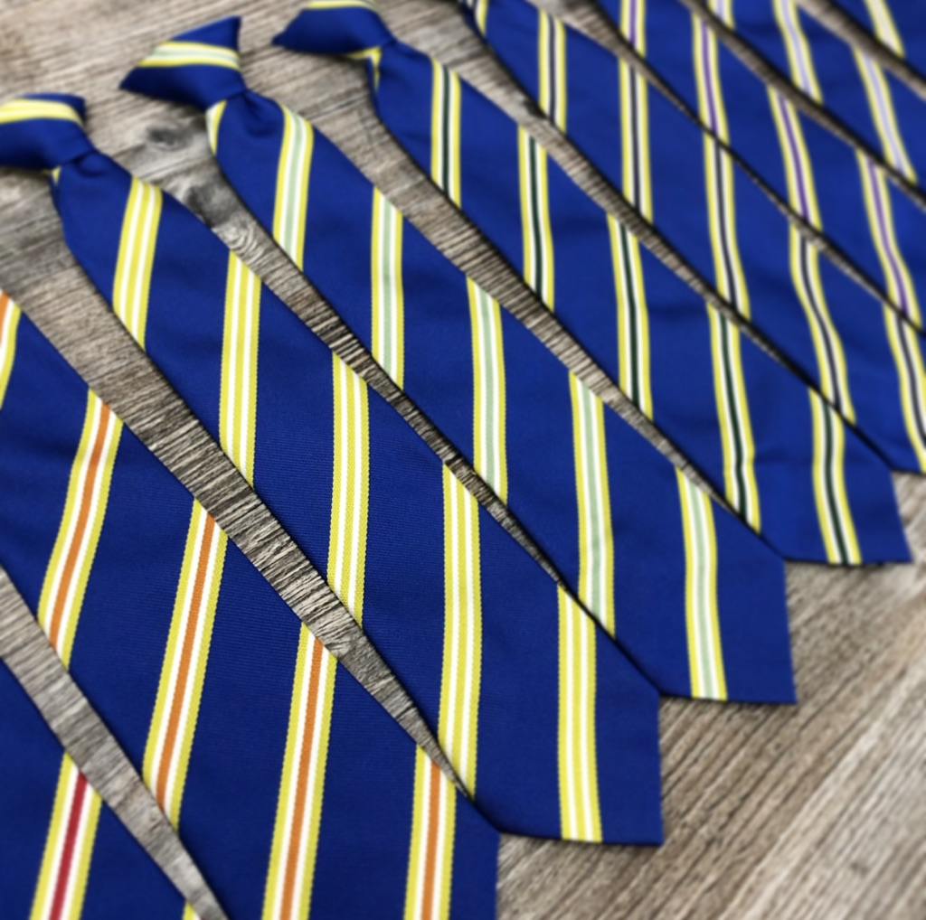 Blessed Trinity Ties