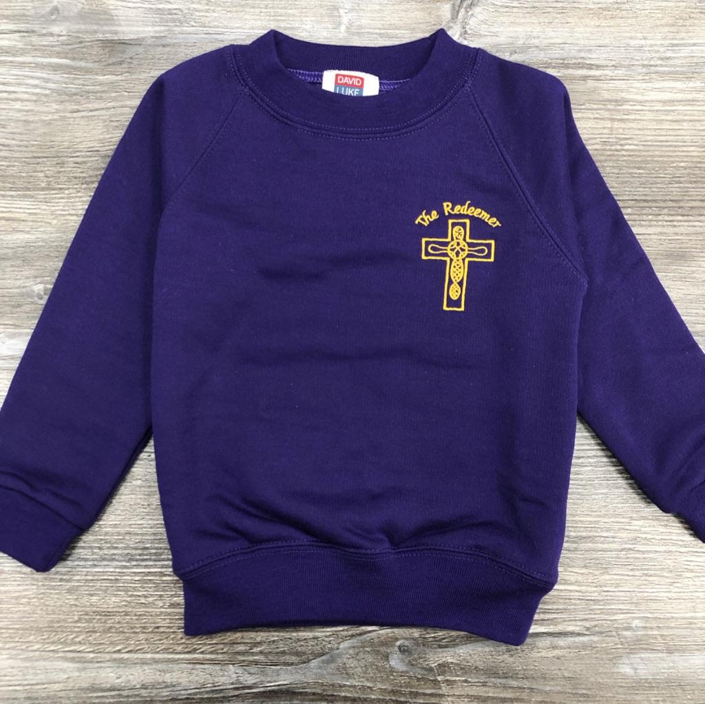 Redeemer Sweatshirt