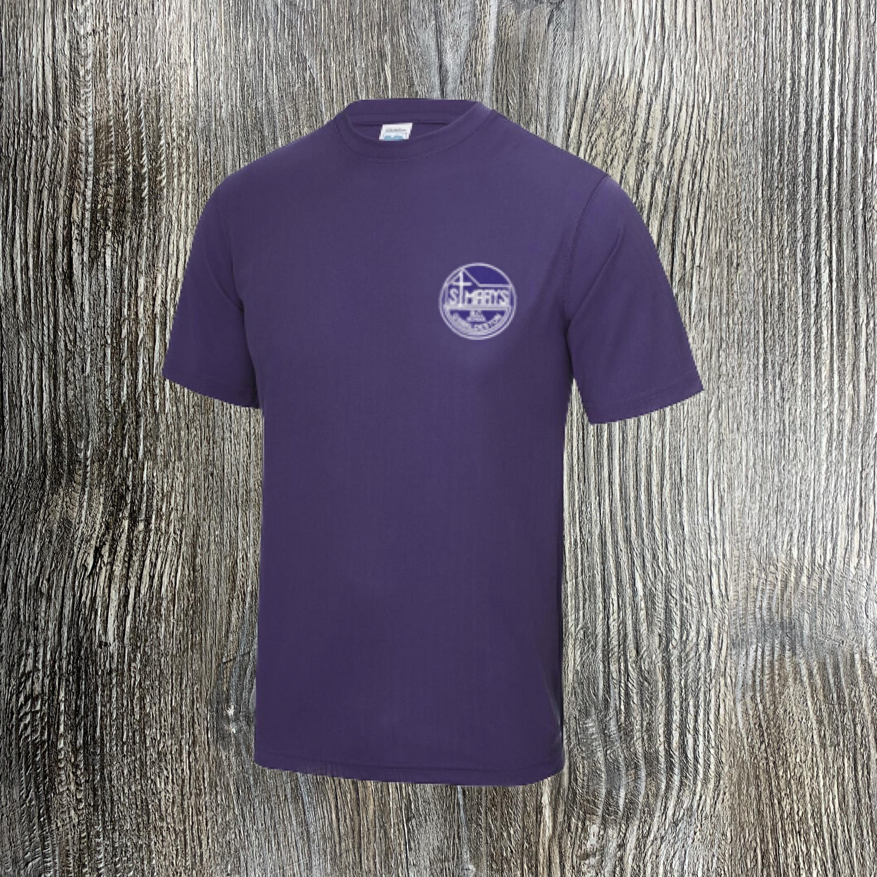 St Marys Osbaldeston PE T-shirt