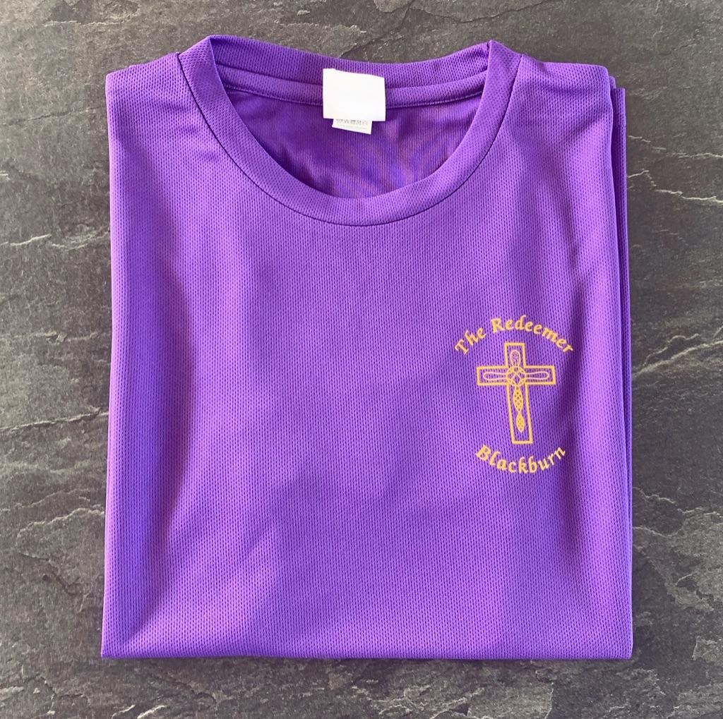 Redeemer PE T-Shirt