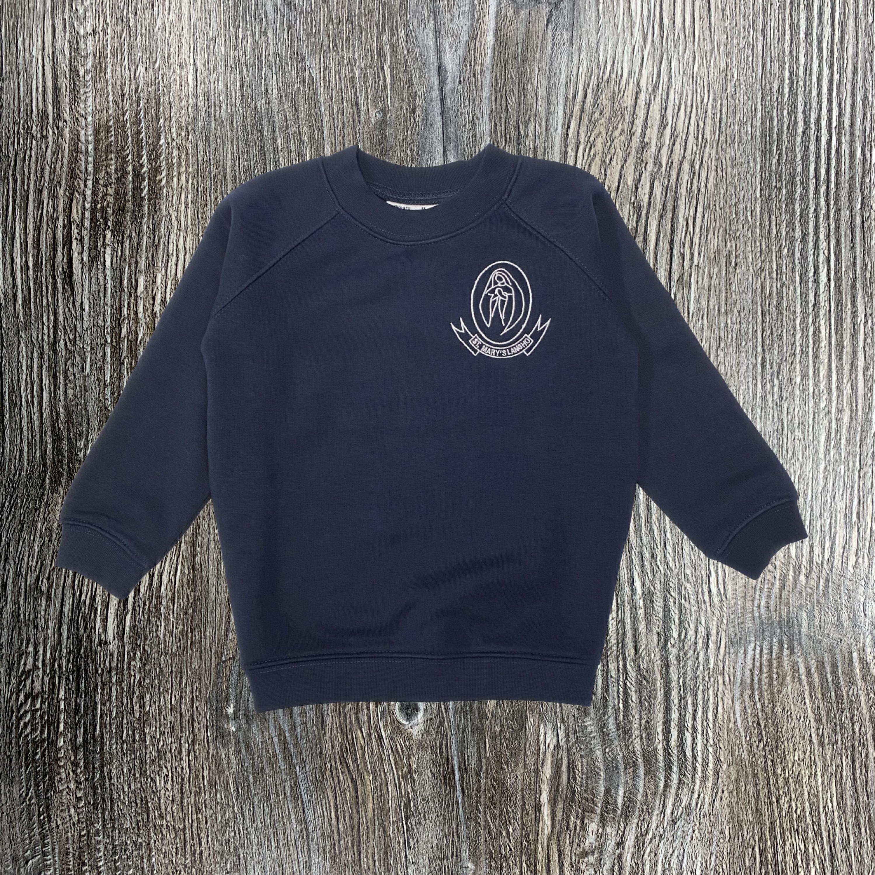 St Marys Langho Nursery Sweatshirt