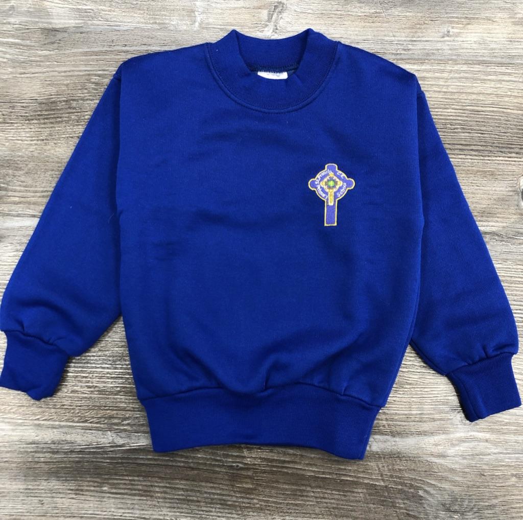 St Francis Sweatshirt