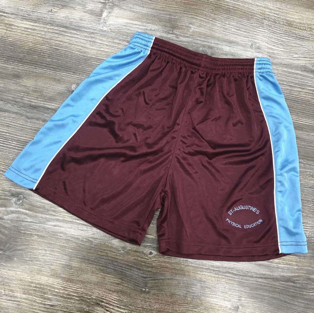 St Augustine's Girls Shorts