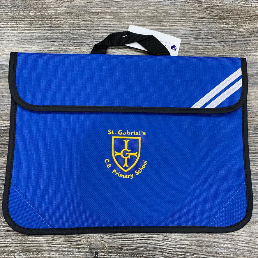 St Gabriels Book Bag