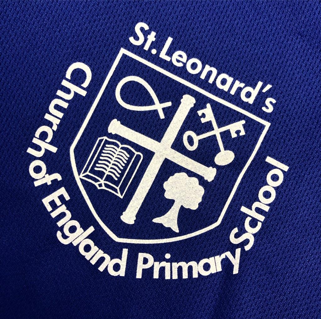 St Leonard's PE T-shirt