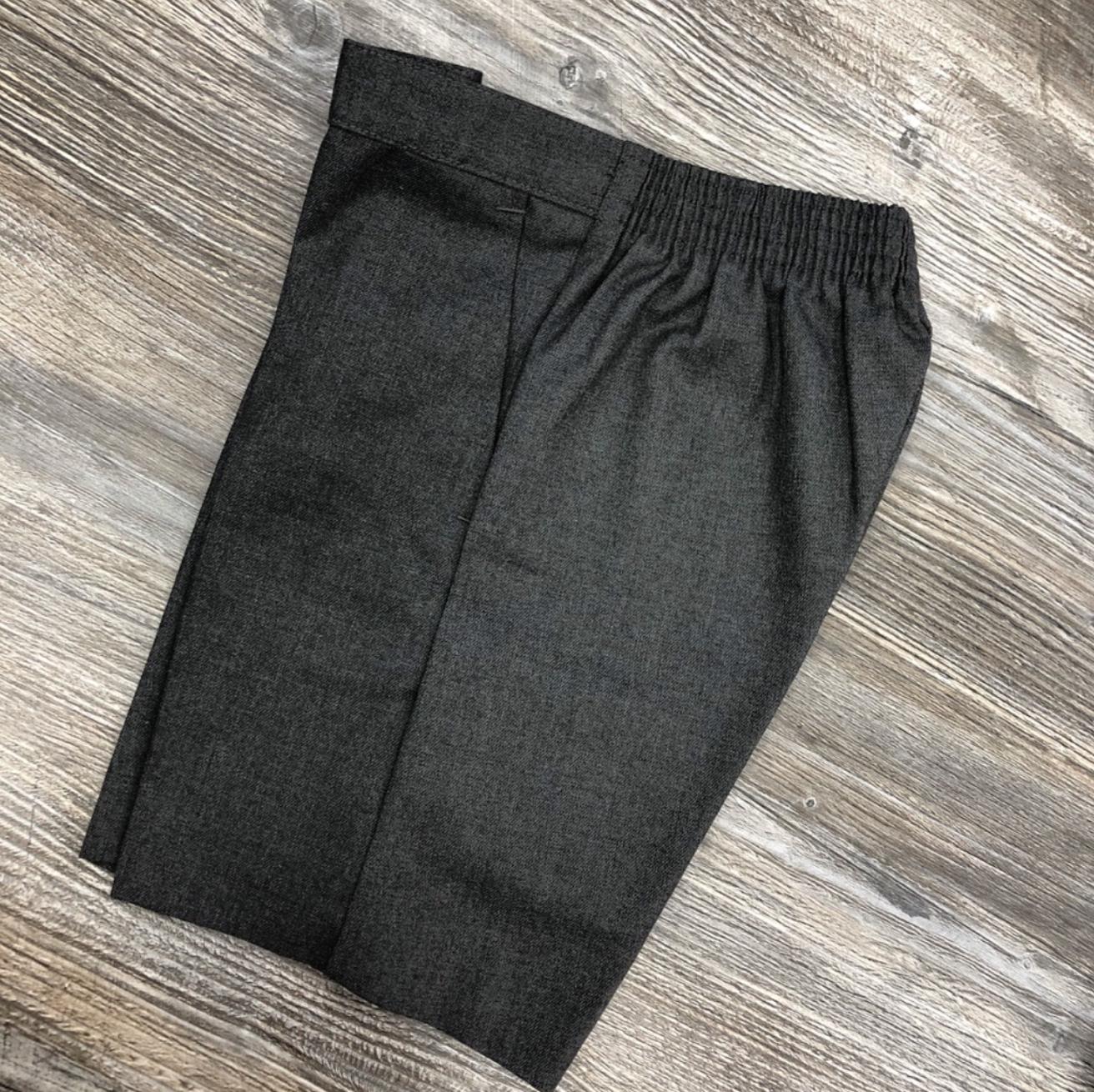 Zeco - Grey Bermuda Shorts