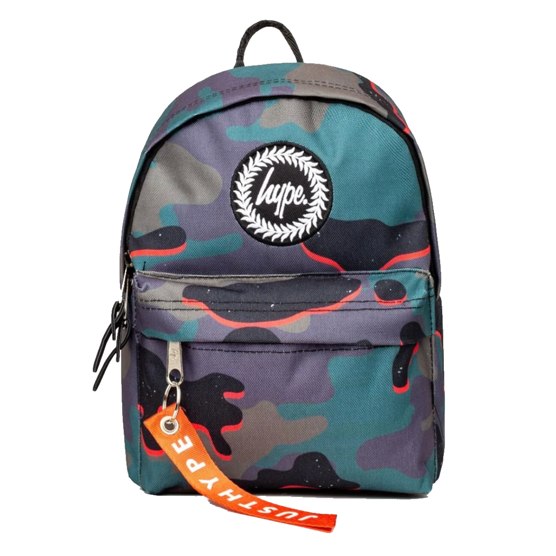 Hype - Neon Camo Mini Backpack