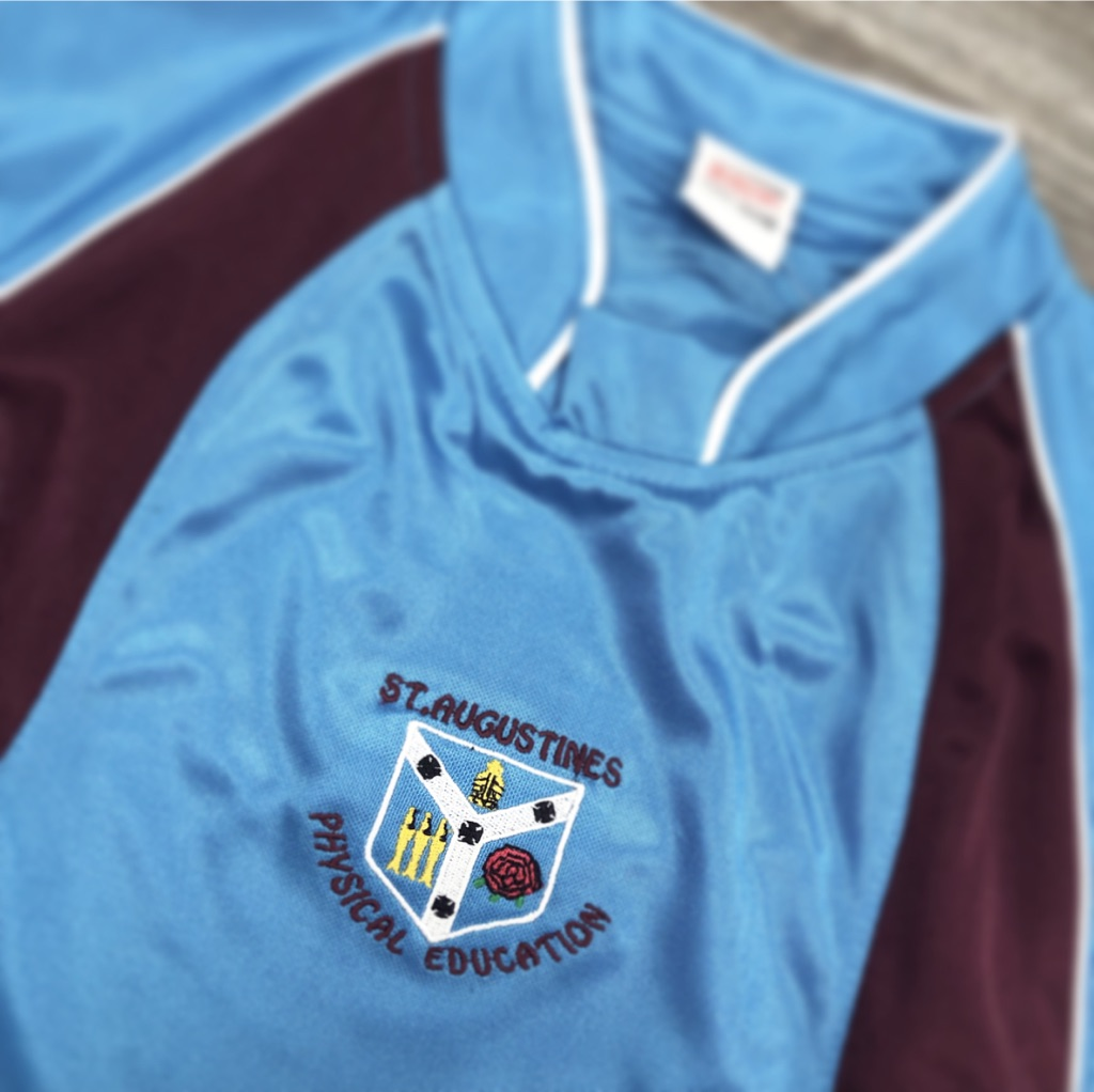 St Augustine's Girls Sports Top