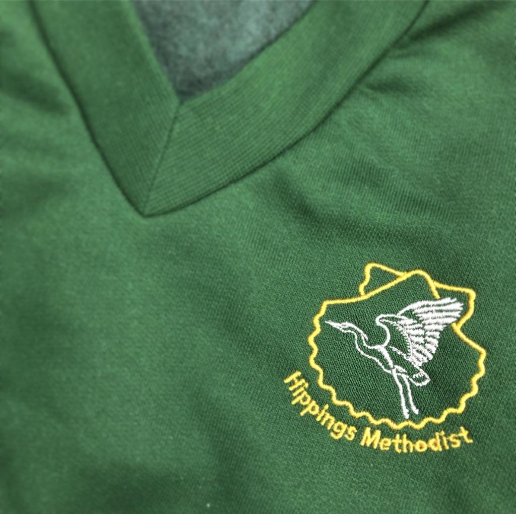 Hippings V-neck Sweatshirt