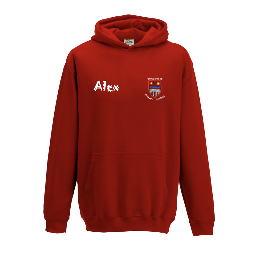 OFFICIAL - Feniscowles 2020 Leaver's Hoodies
