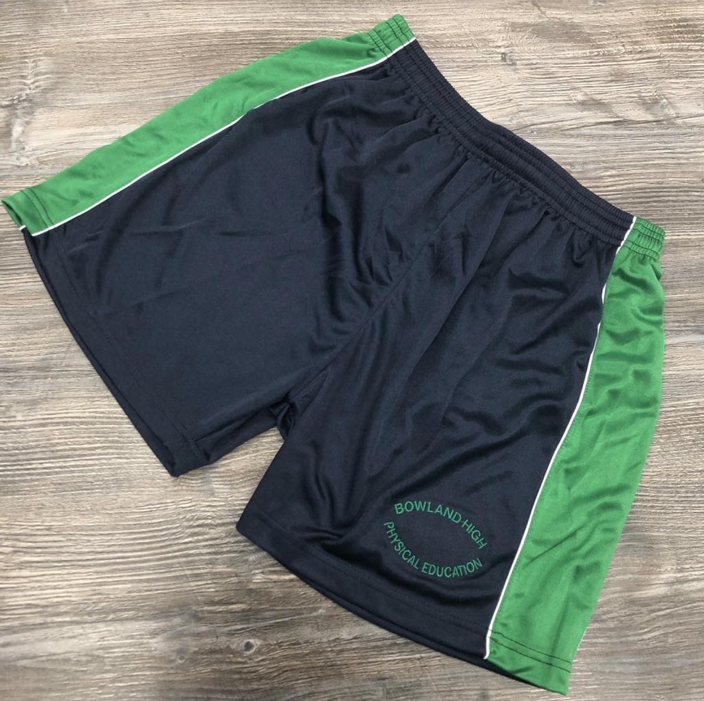 Bowland PE Shorts