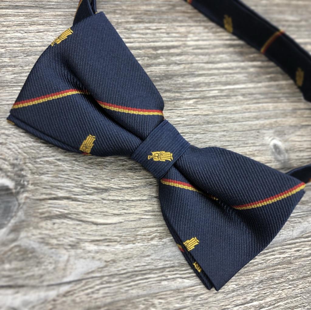 """QEGS """"Old Blackburnians"""" Tie"""