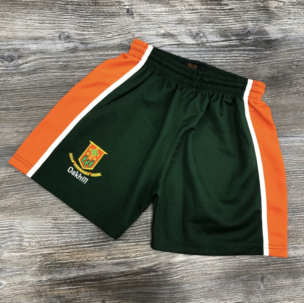 Oakhill PE Shorts