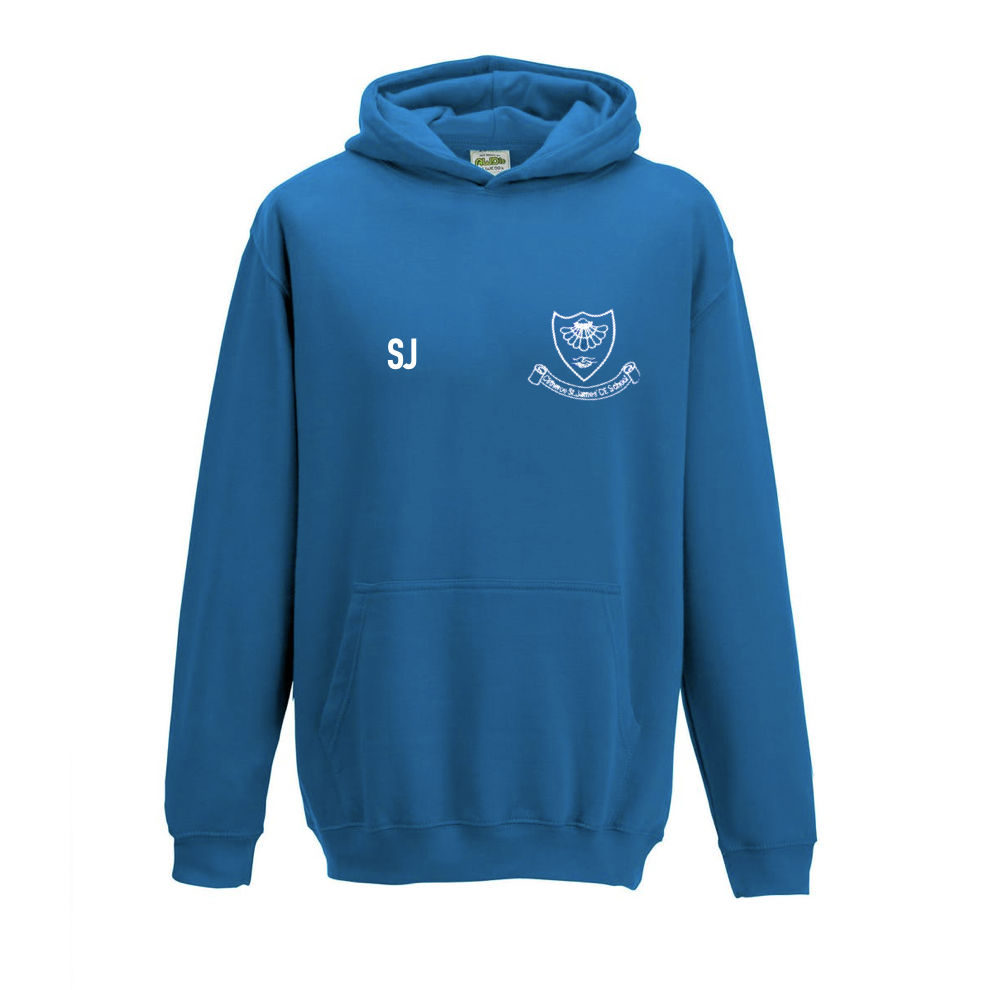 OFFICIAL - St James' 2020 Leaver's Hoodie