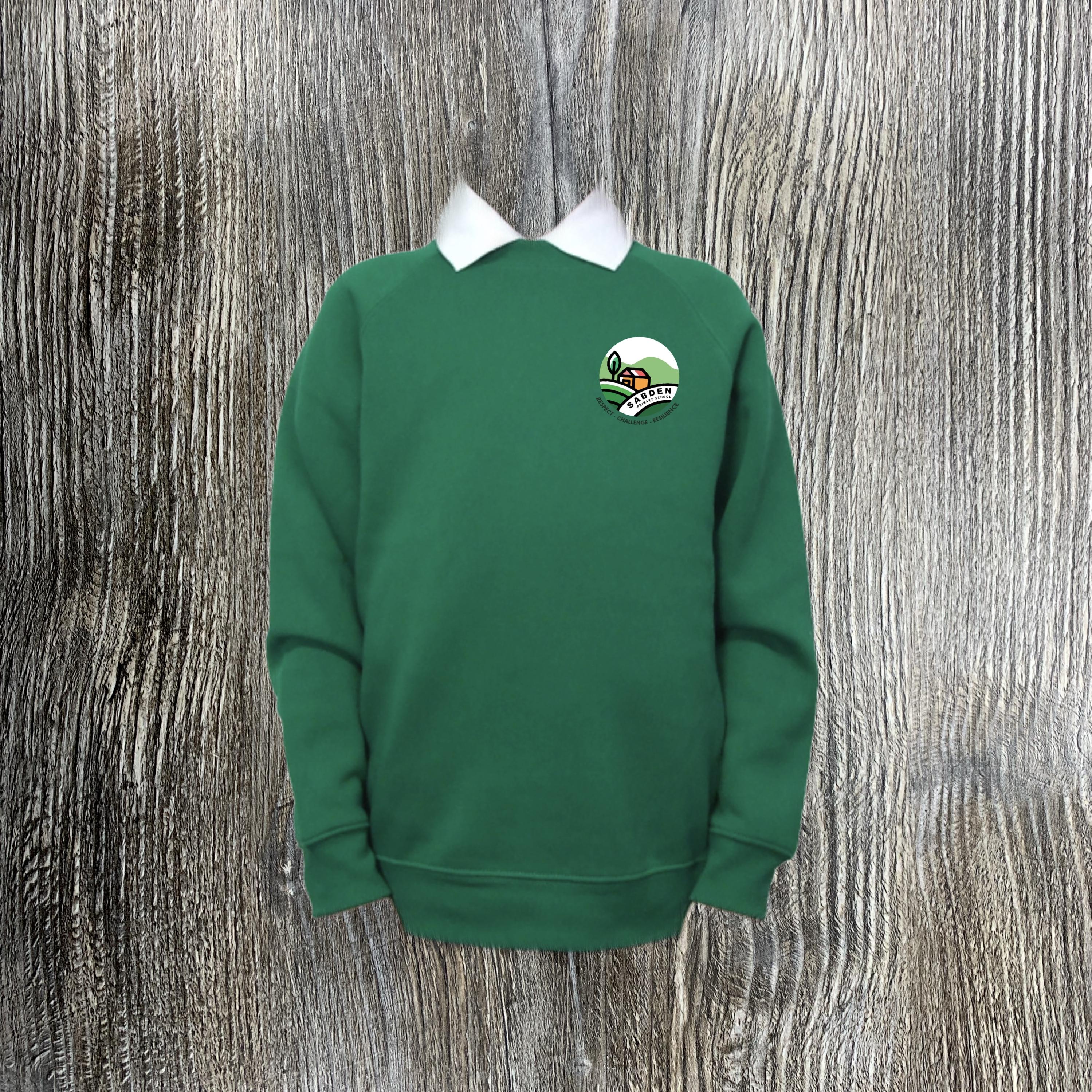 Sabden Y6 Emerald Sweatshirt
