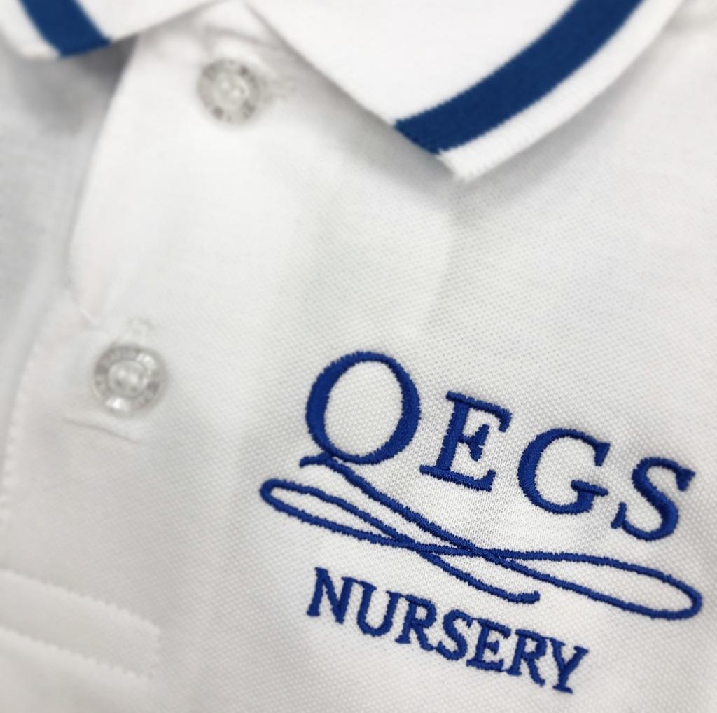 QEGS Nursery Polo