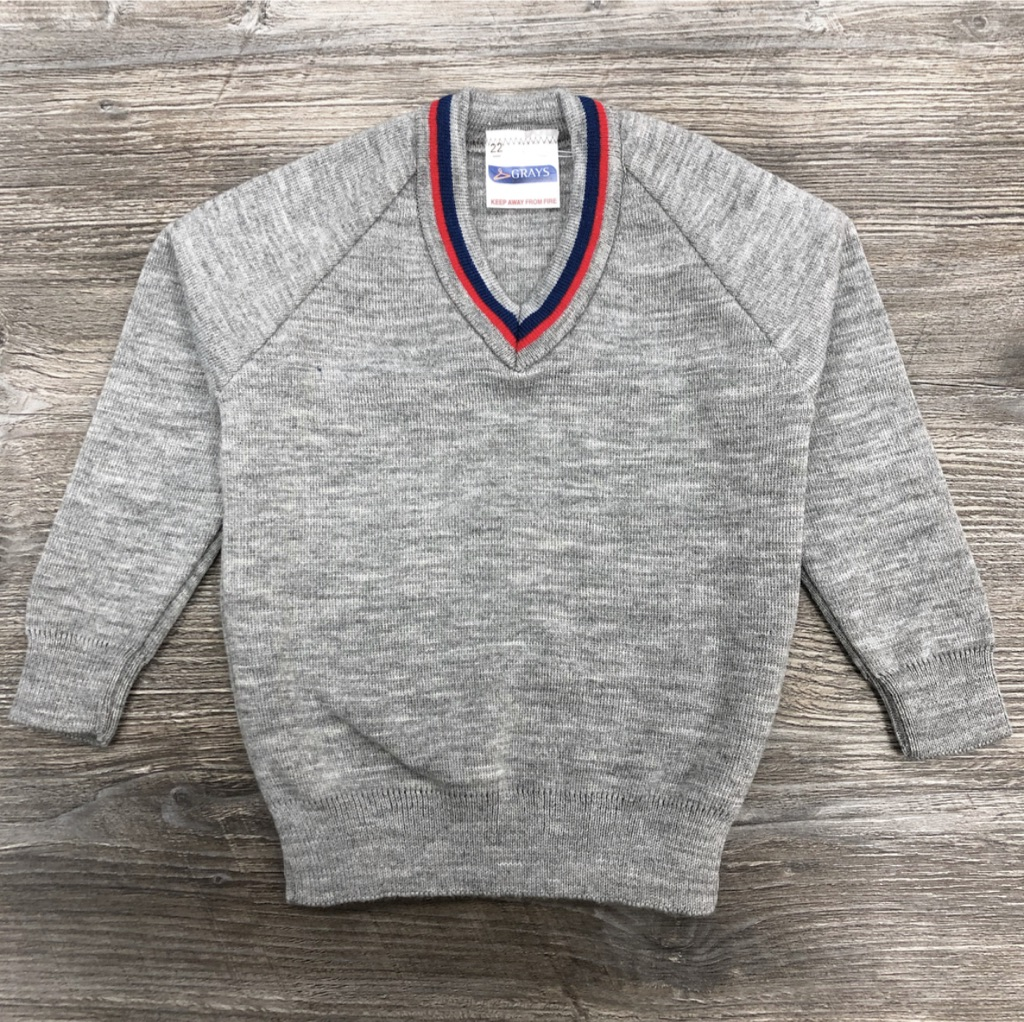 QEGS Pullover