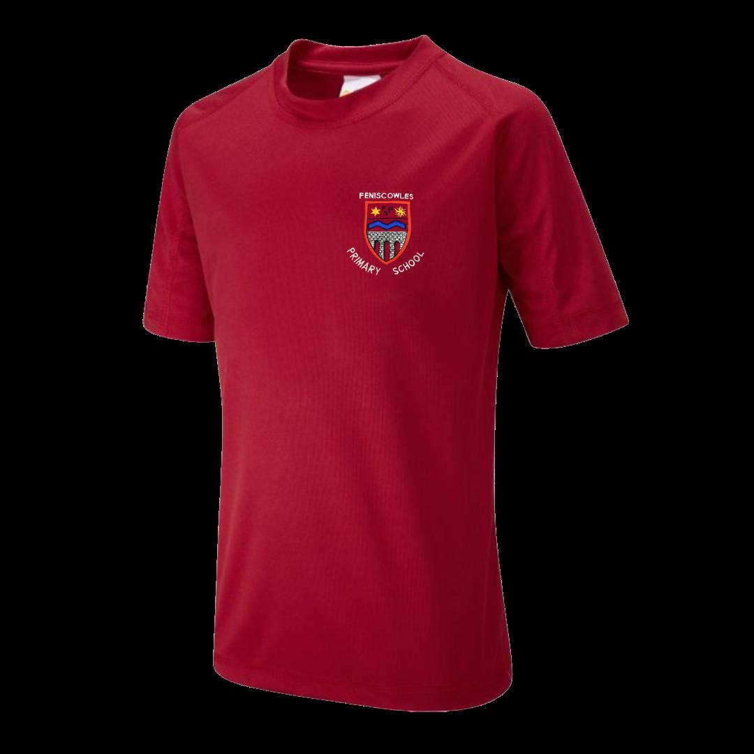 NEW Feniscowles PE T-Shirt
