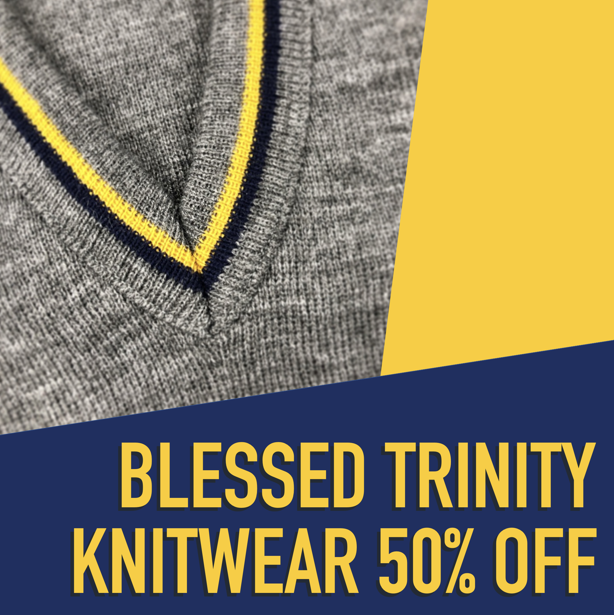 Blessed Trinity Cardigan
