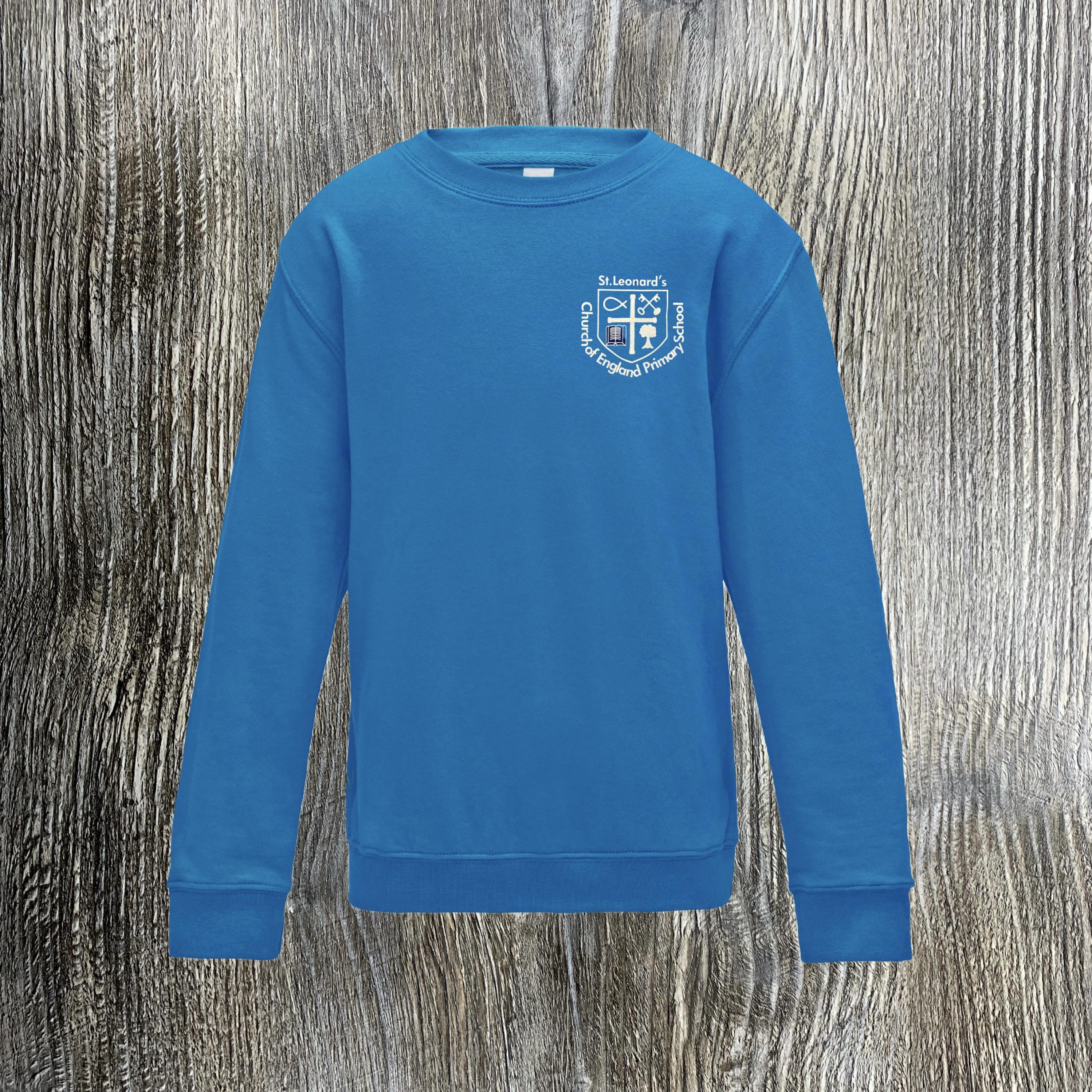 St Leonard's PE Sweatshirt