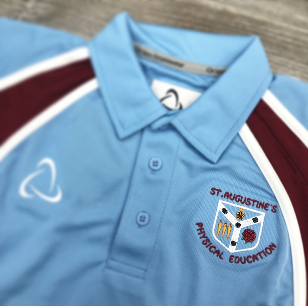 St Augustine's PE Girls Polo