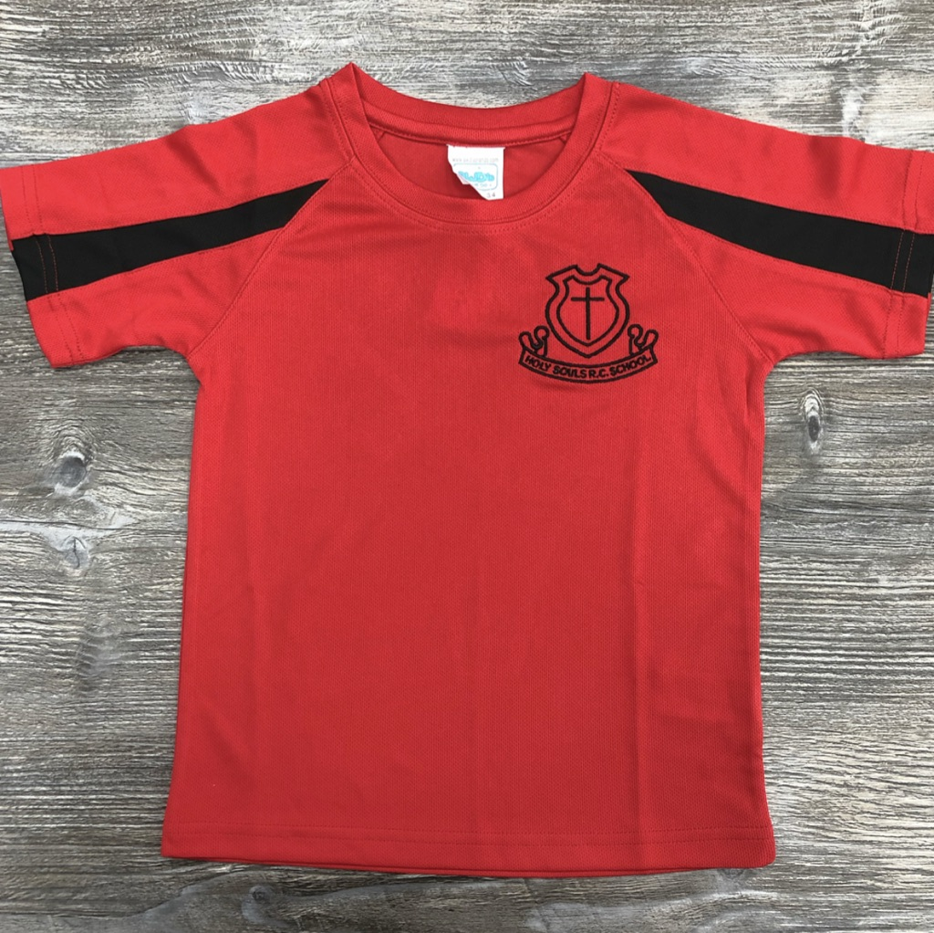 Holy Souls PE T-shirt