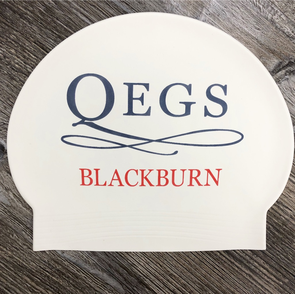 QEGS Swimming Cap