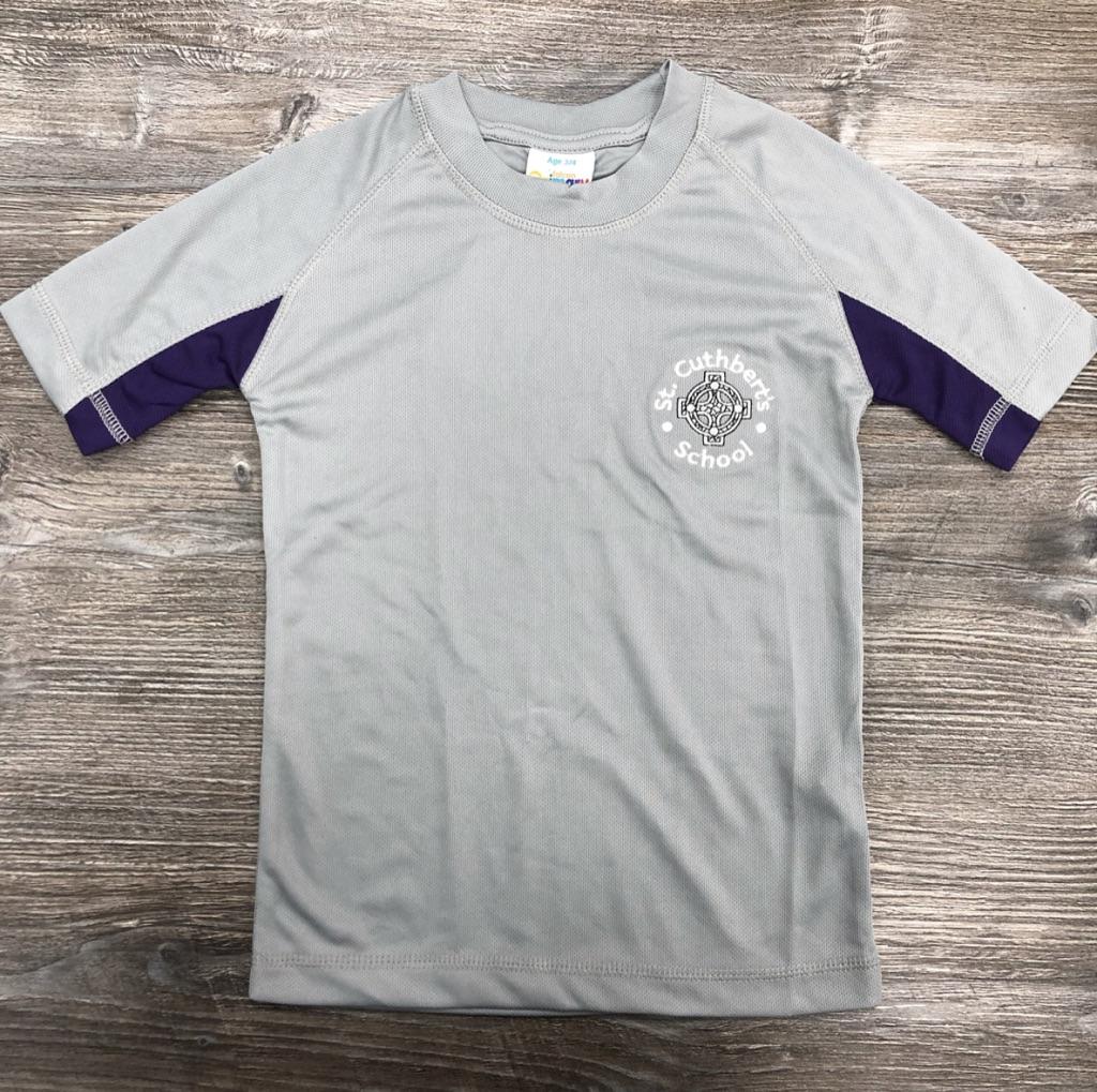 St. Cuthberts PE T-Shirt