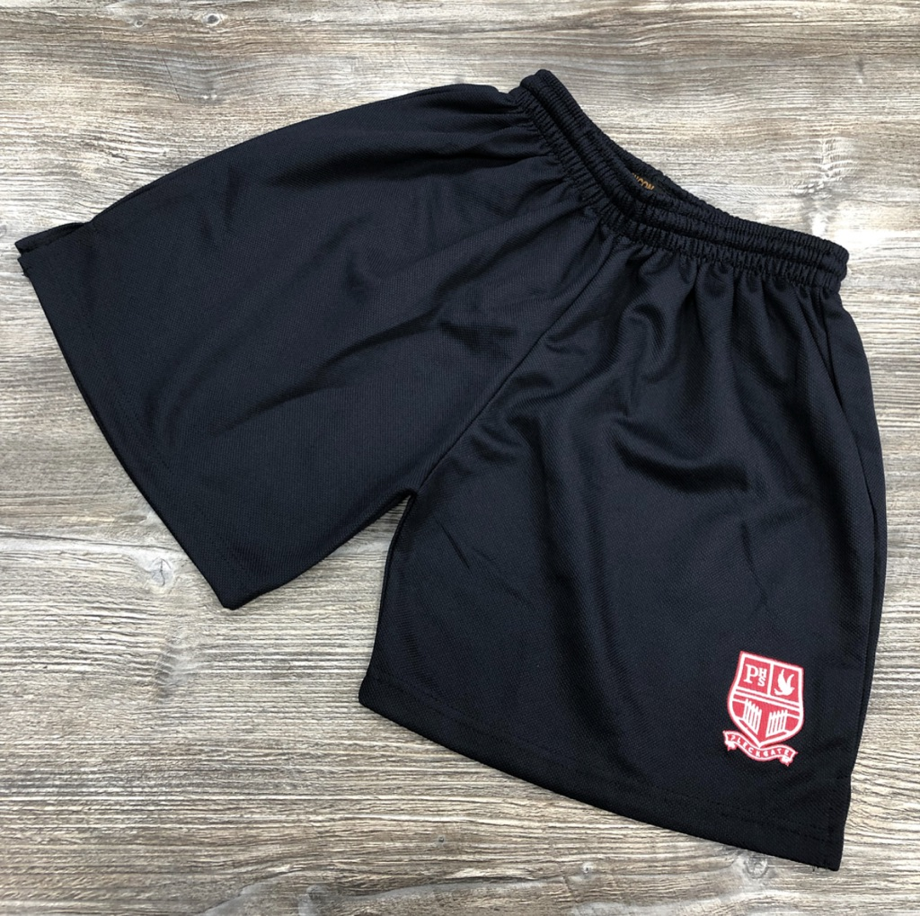 Pleckgate PE Shorts