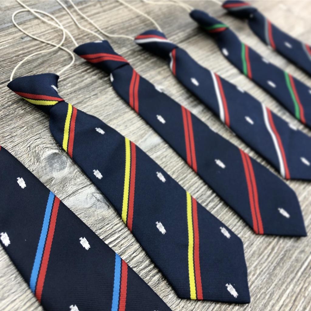 QEGS Tie
