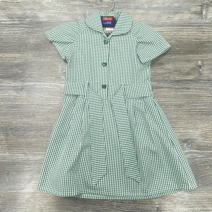 Green Summer Dress - Trutex