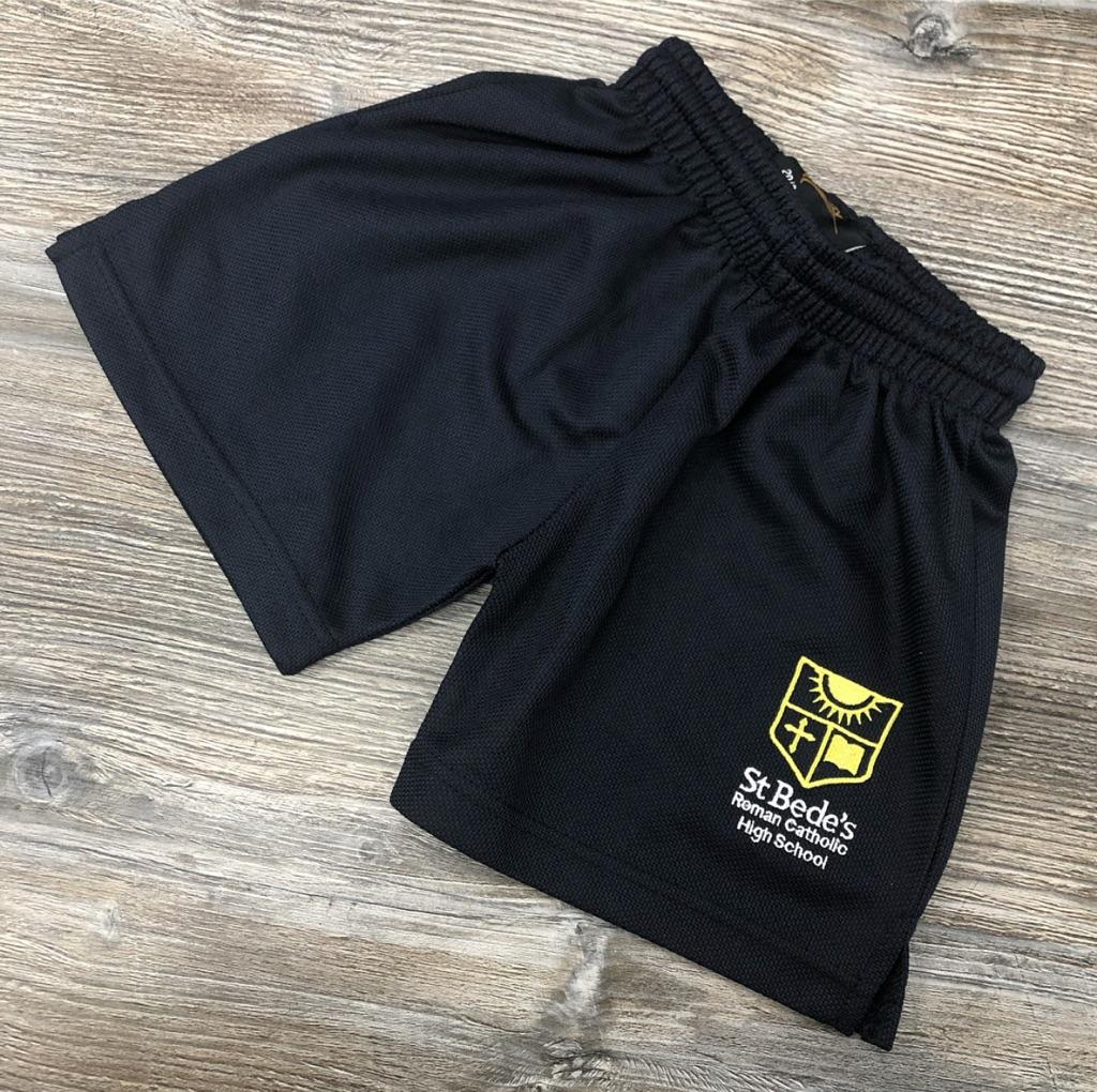 St Bede's PE Shorts