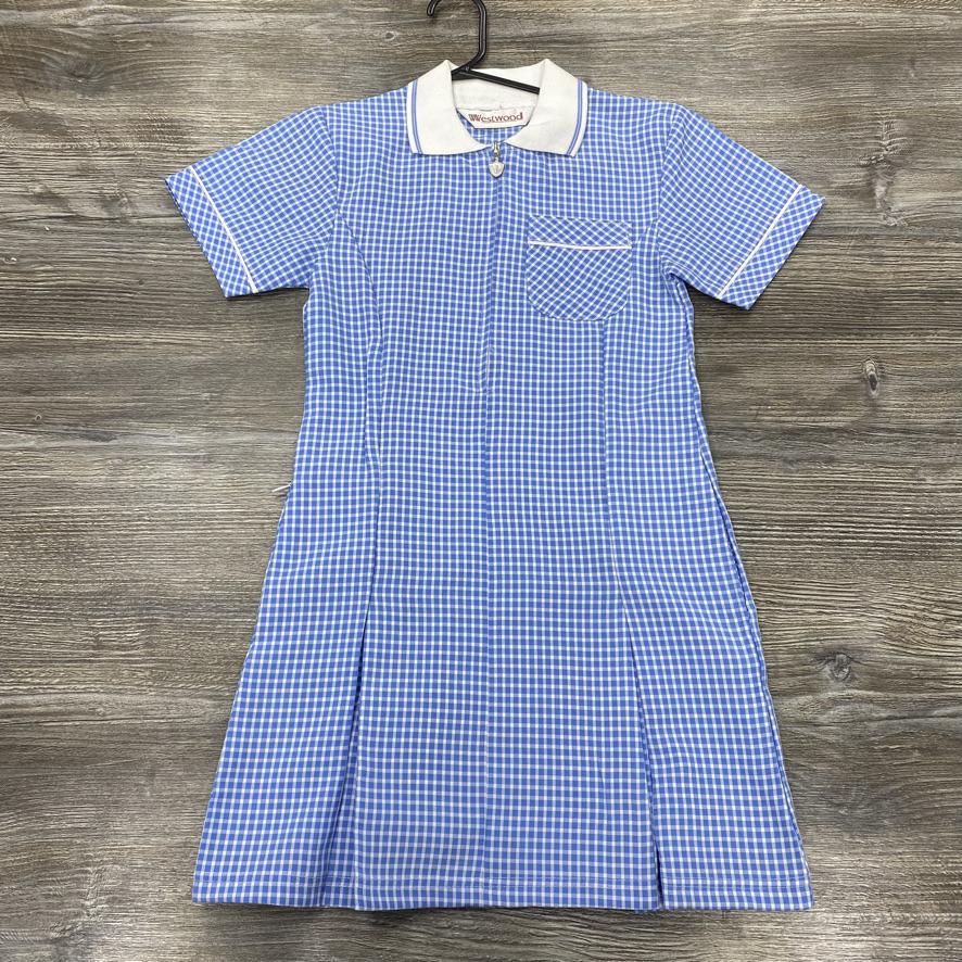 Blue Summer Dress - Westwood