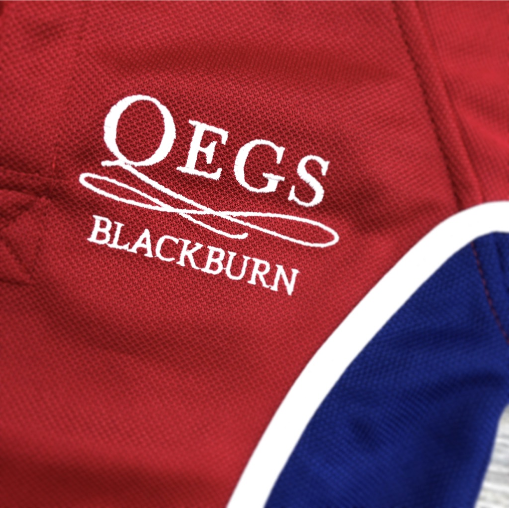 QEGS Rugby Shirt