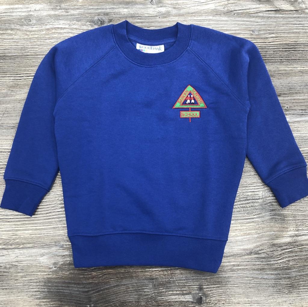 Sabden Royal Nursery Sweatshirt