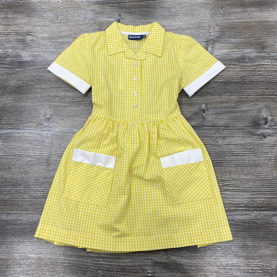 Yellow Summer Dress - Banner