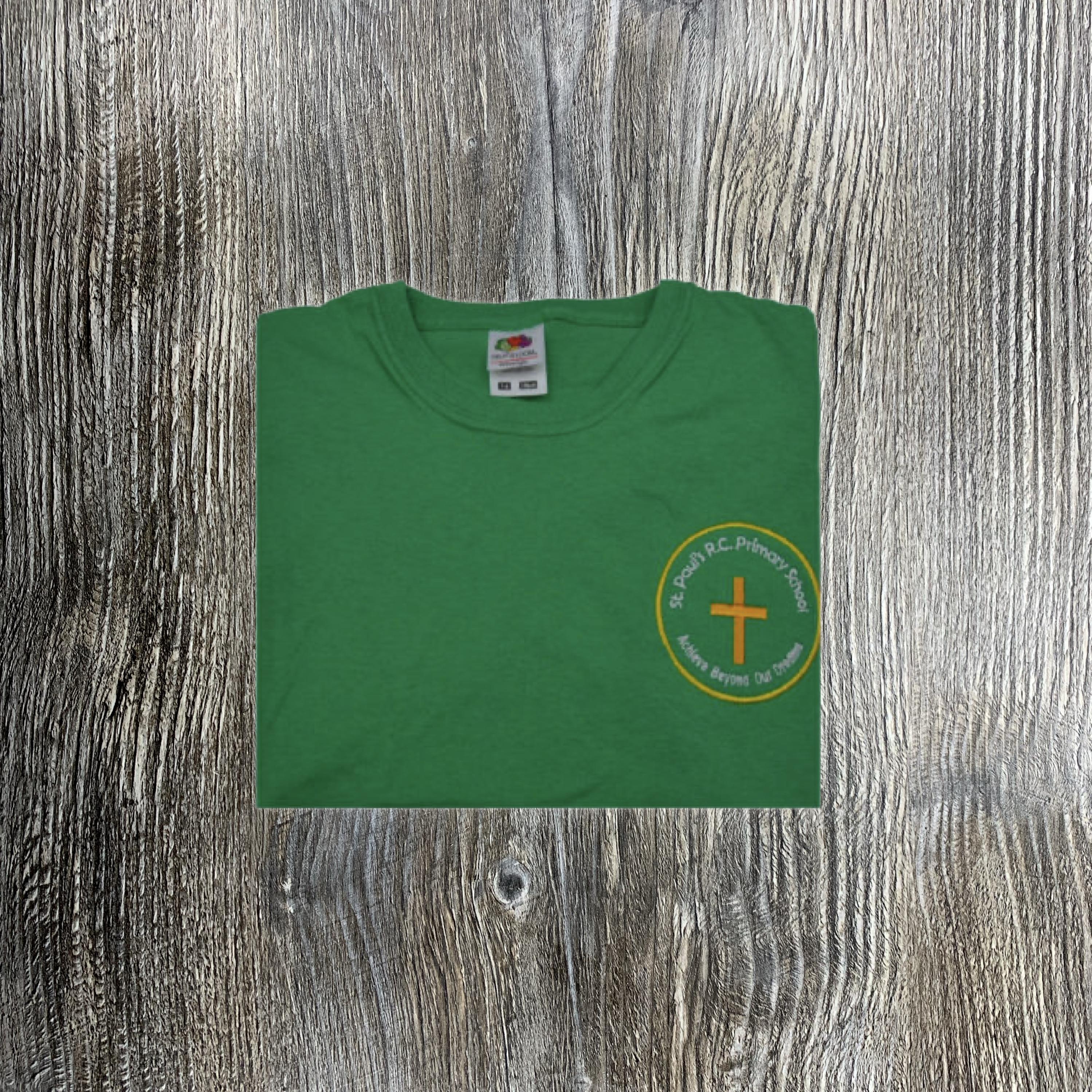 St Pauls Feniscowles PE T-shirt