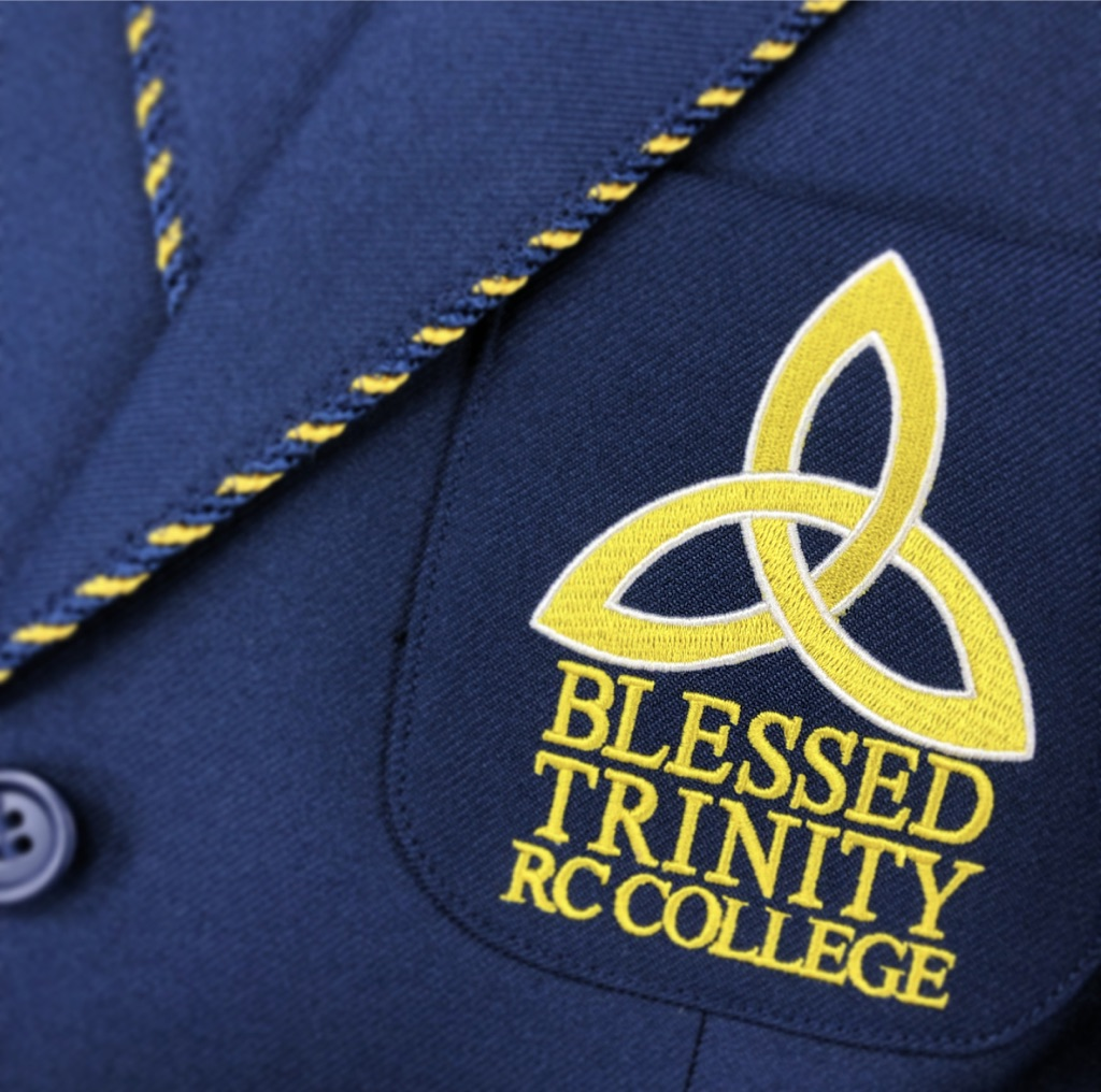 Blessed Trinity Girls Blazer