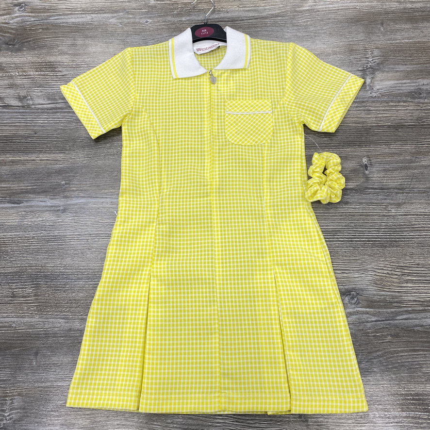 Yellow Summer Dress - Westwood