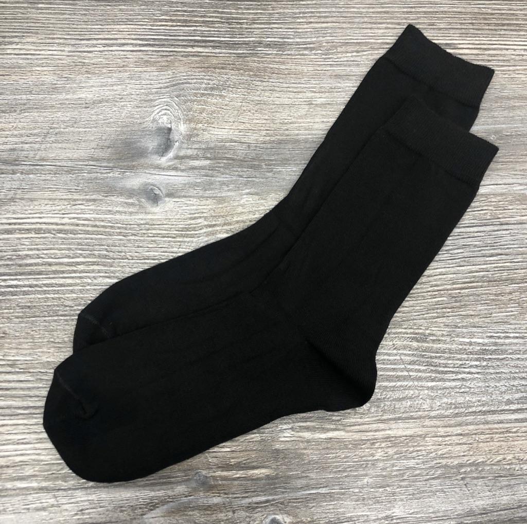 Black Short Socks