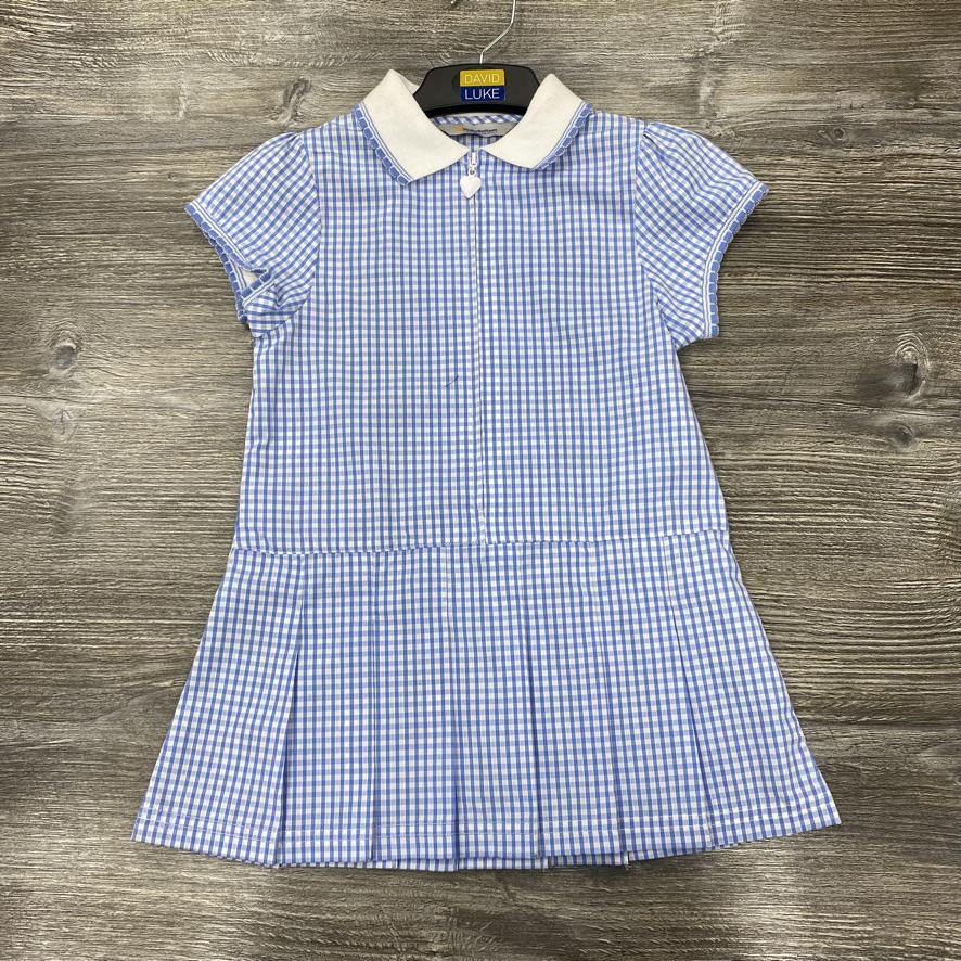 Blue Summer Dress - Winterbottoms