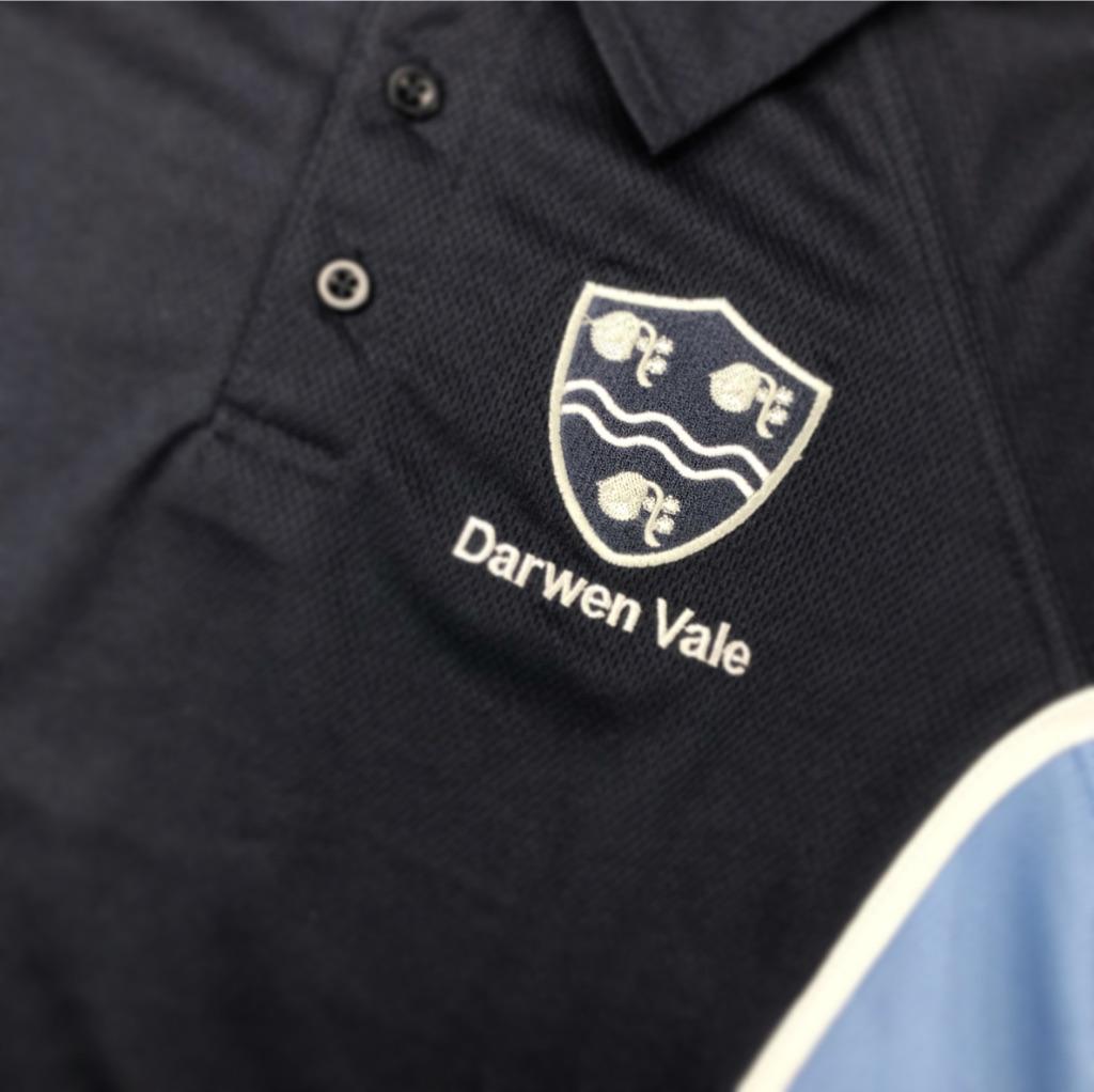 Darwen Vale PE Polo