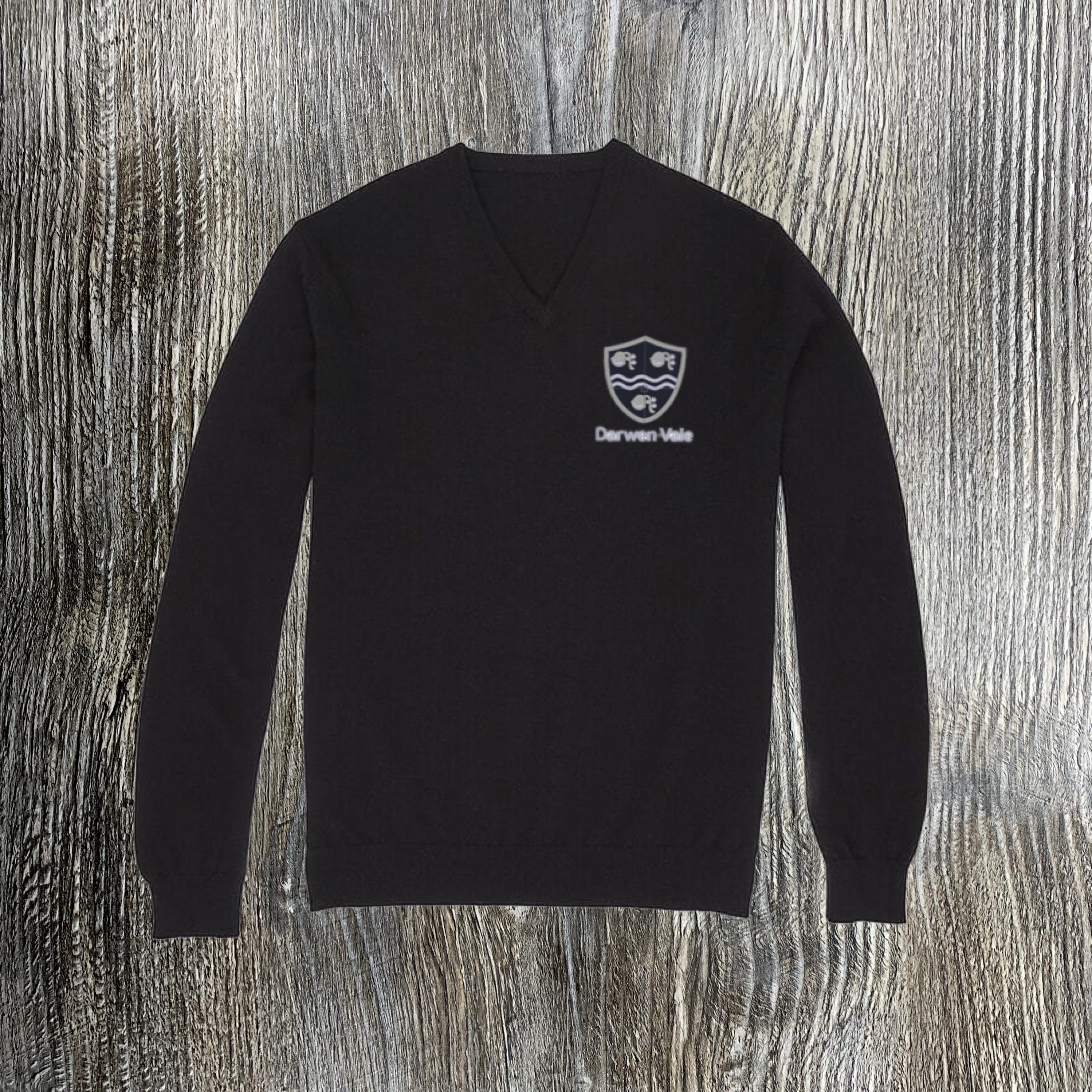 Darwen Vale Year 11 V-neck Sweatshirt