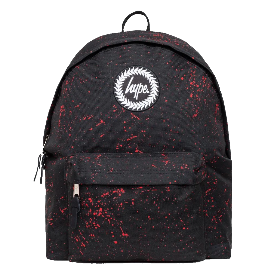 Hype - Black / Red Speckle Backpack