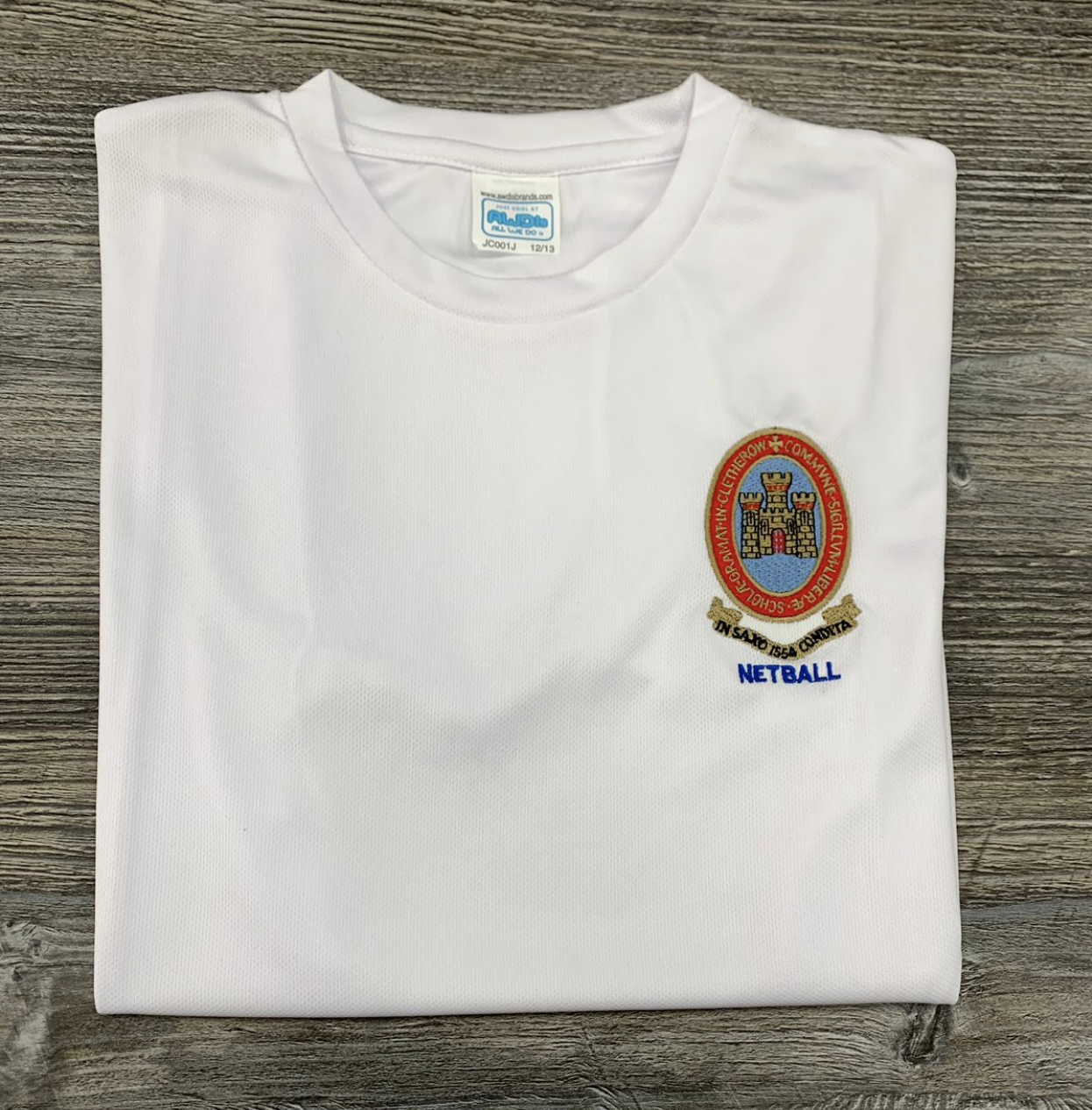 CRGS Netball T-Shirt