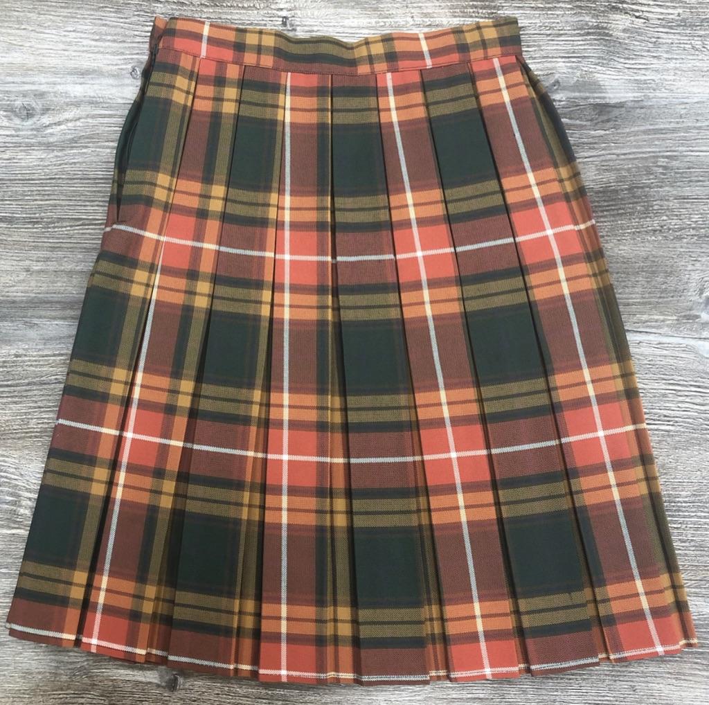 Oakhill Fitted Waist Skirt