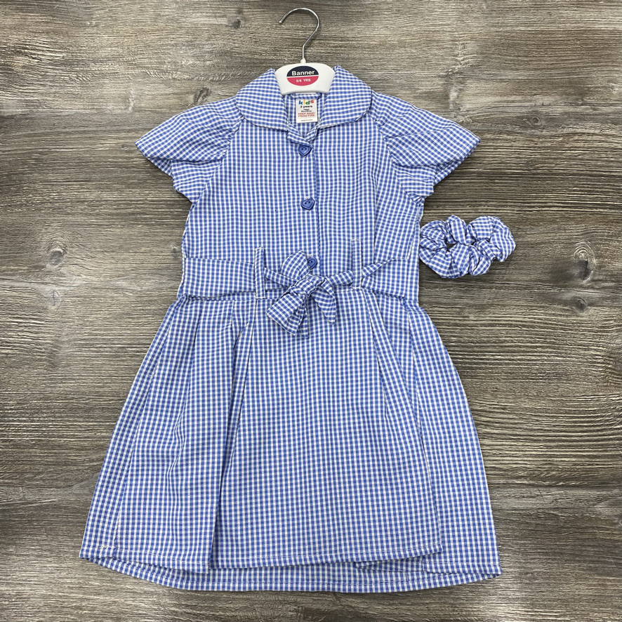 Blue Summer Dress - Trutex